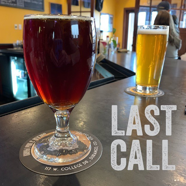 Our last call party starts now — come celebrate all the great times we've had over the last six years with beers, food, and live music. Liver Down the River goes on at 9pm to send us off right! See you soon.