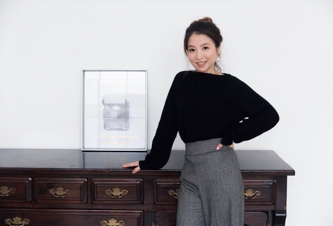 Sharon Wang, Creator and Chief Designer of W. Cashmere.