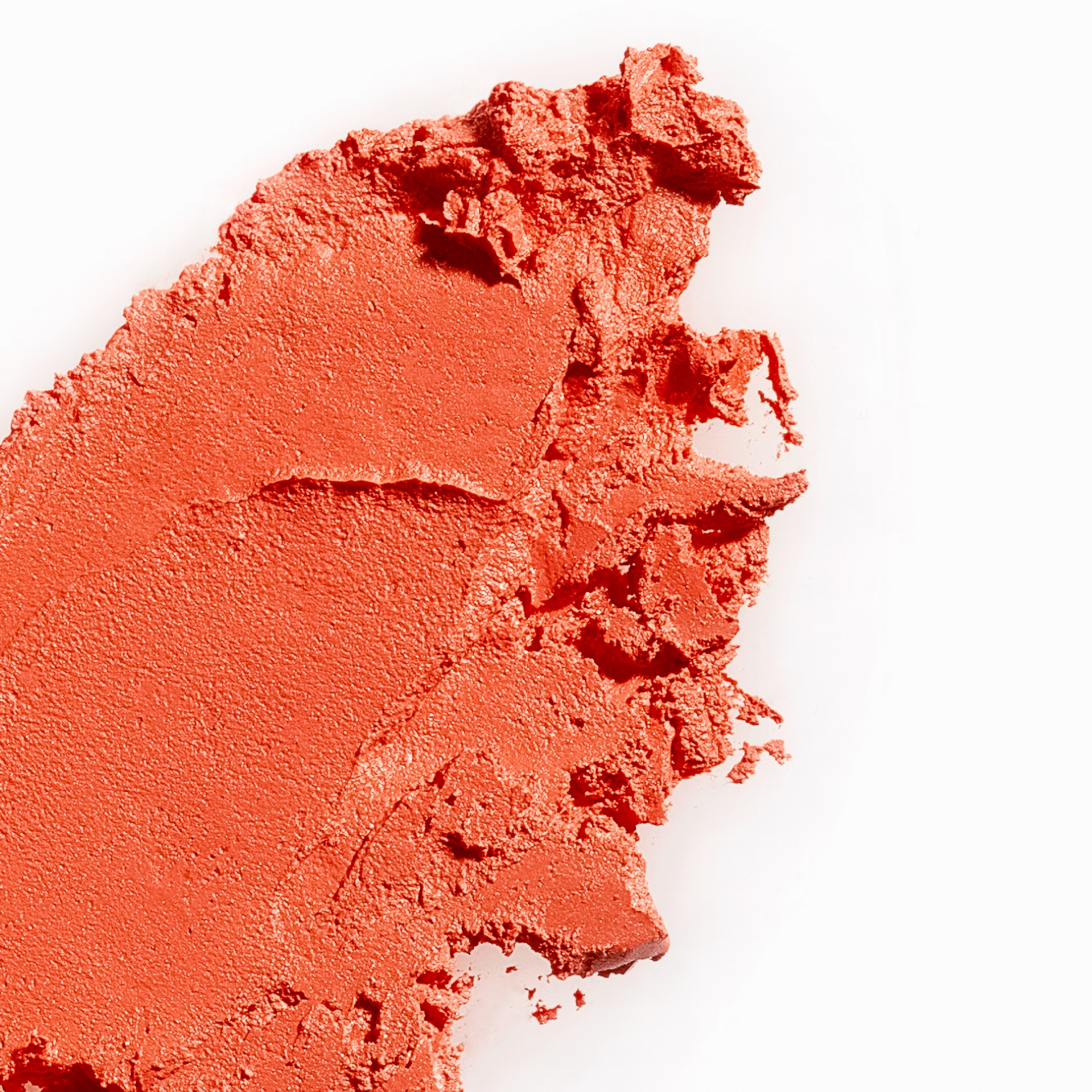 The 'Oasis' we see today is a result of trying hundreds of variations; the right hue of coral was not easy to formulate.