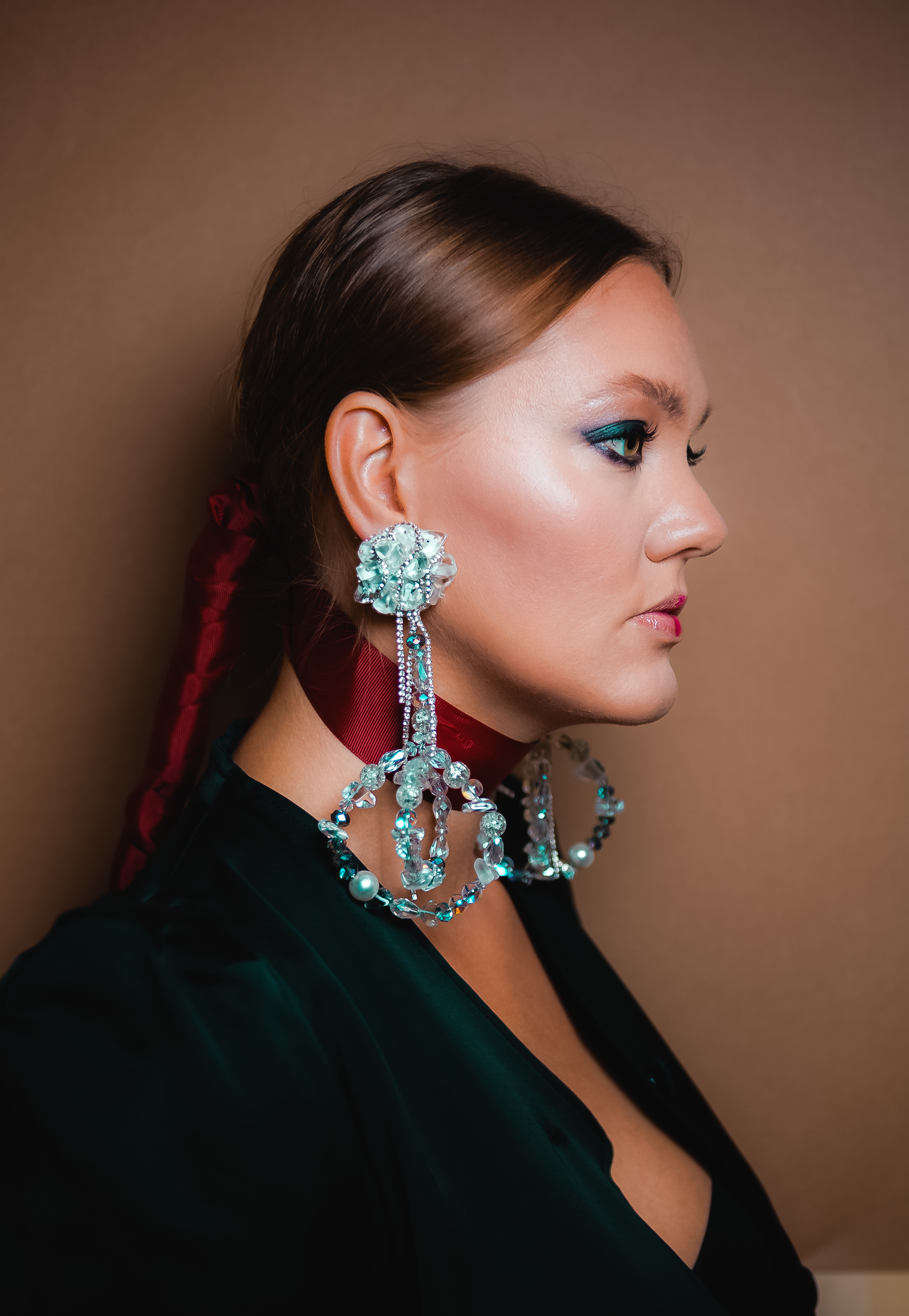 Statement Jewelry Earrings Lada Legina