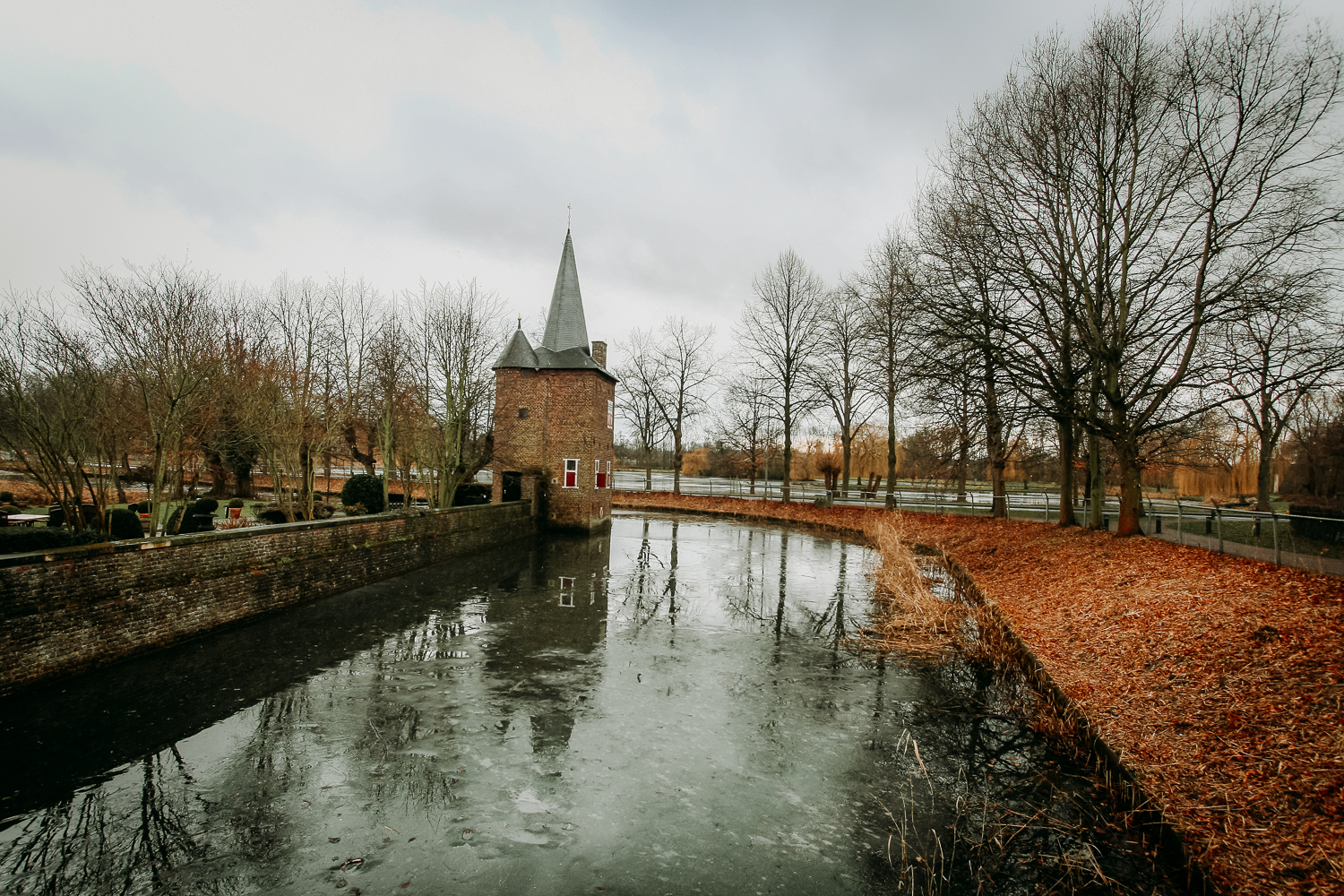 FrozenWinter At Heerlen