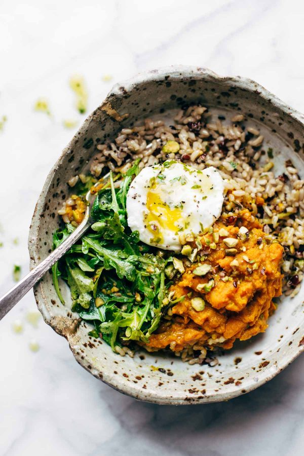 Reinvent Leftovers as Rice Bowl