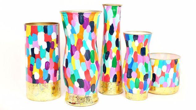 DIY Statement Vase