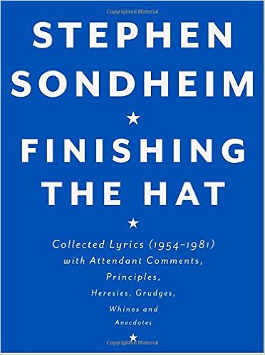 Theater Books: Finishing the Hat
