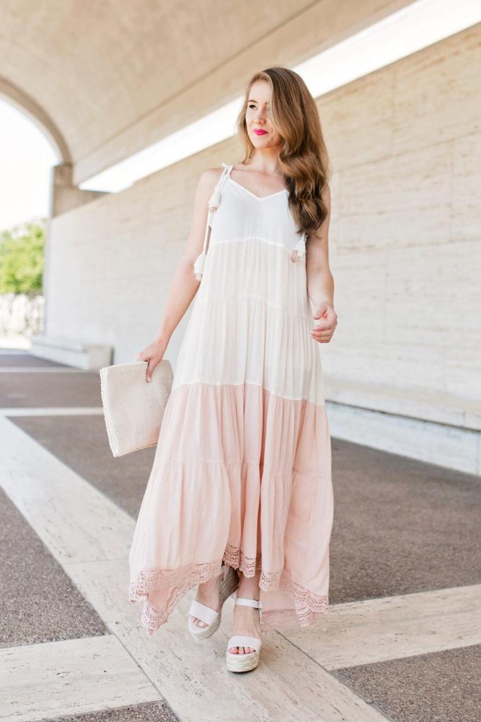 Lonestar Southern Maxi Dress