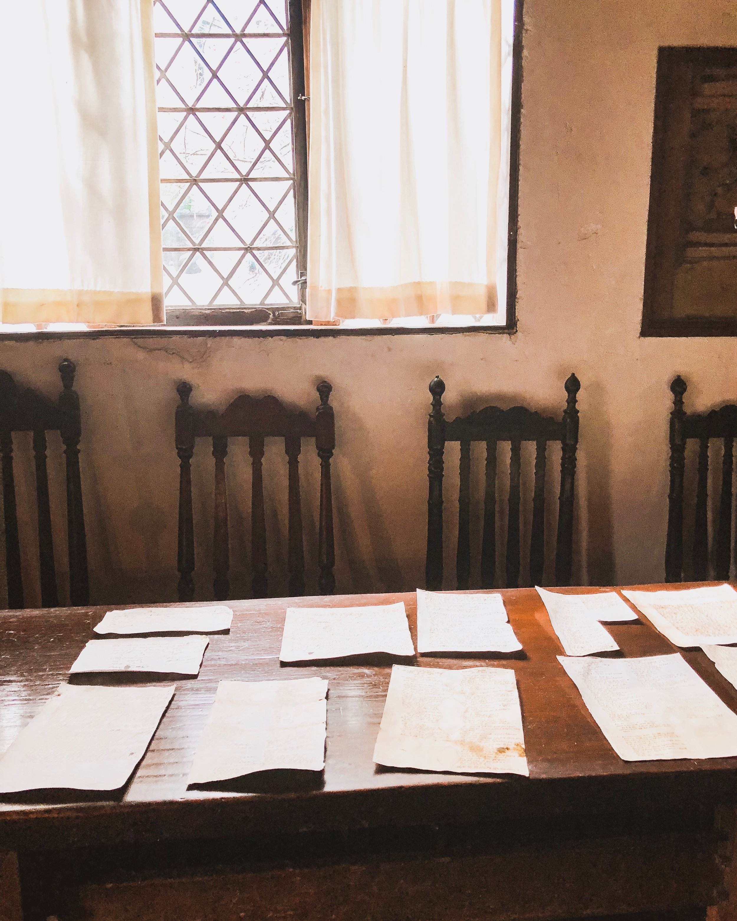 Salem, Massachusetts Travel Guide: Witch House Meeting Room