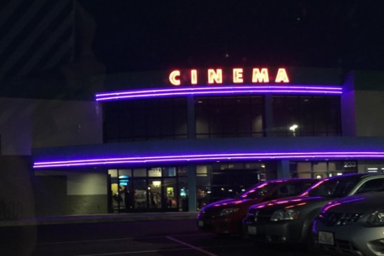 Photo: The theater