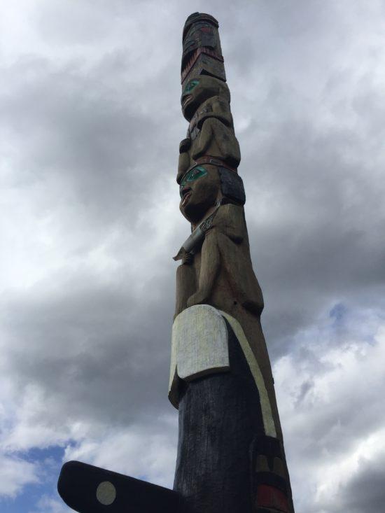 Photo: South Lake Union totem