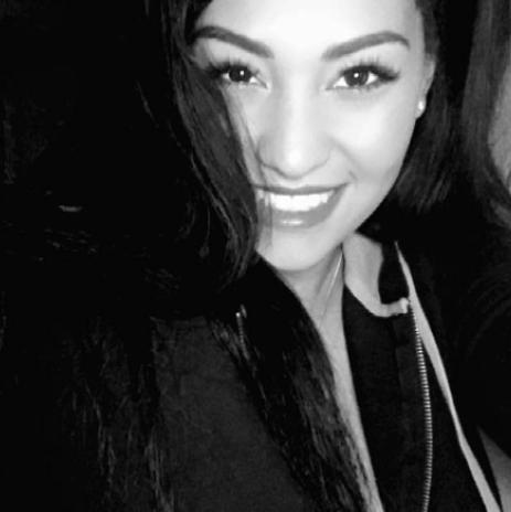 Monique Greene – Black Asian American college student