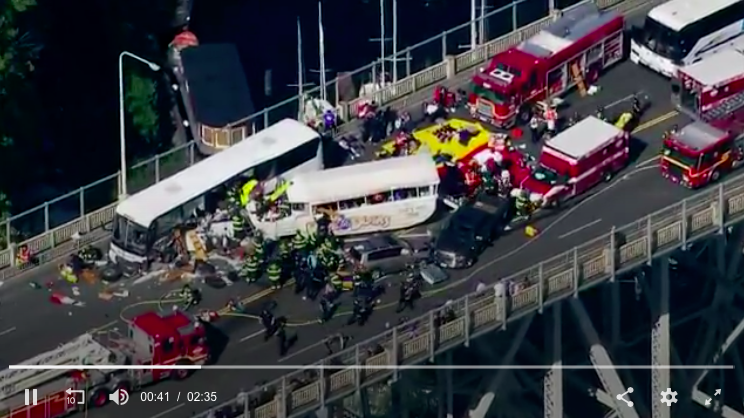 Video image from King 5 News Story