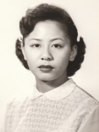 Mom: Mary Fung Koehler