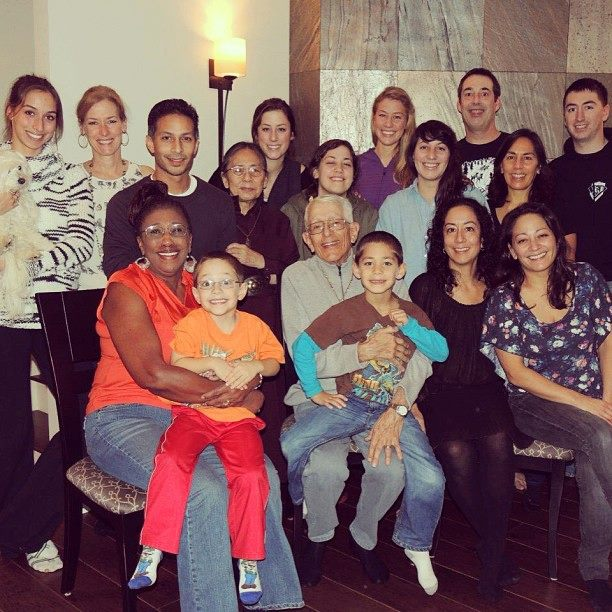 Most of the Koehler-Fung family.
