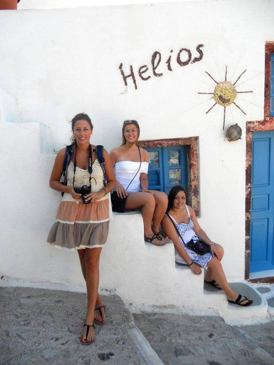 My Daughters: Cristina, Alysha, Noelle