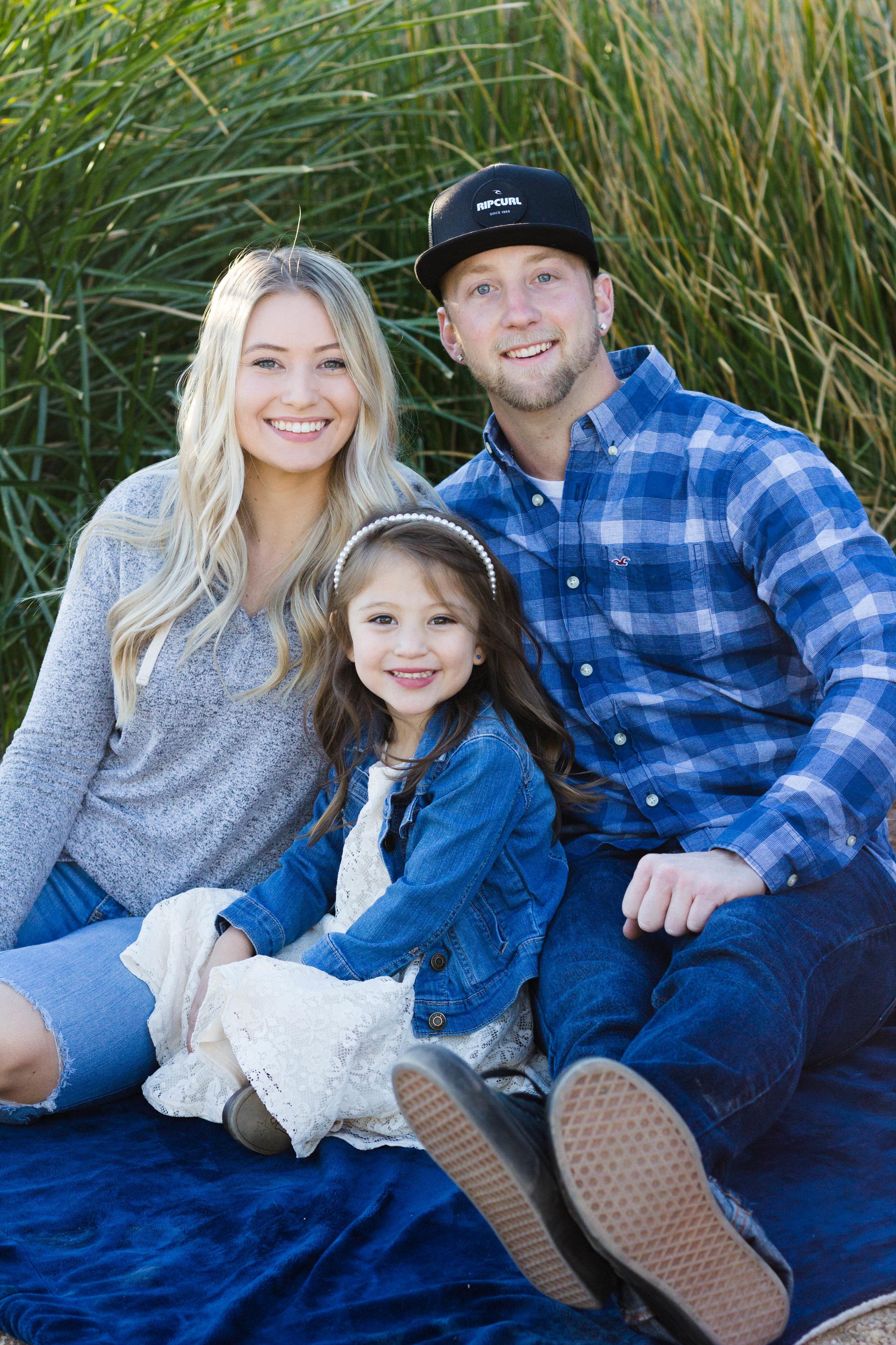 Bennett Lynde Family