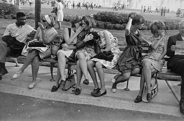 Garry Winograd,World's Fair, 1964