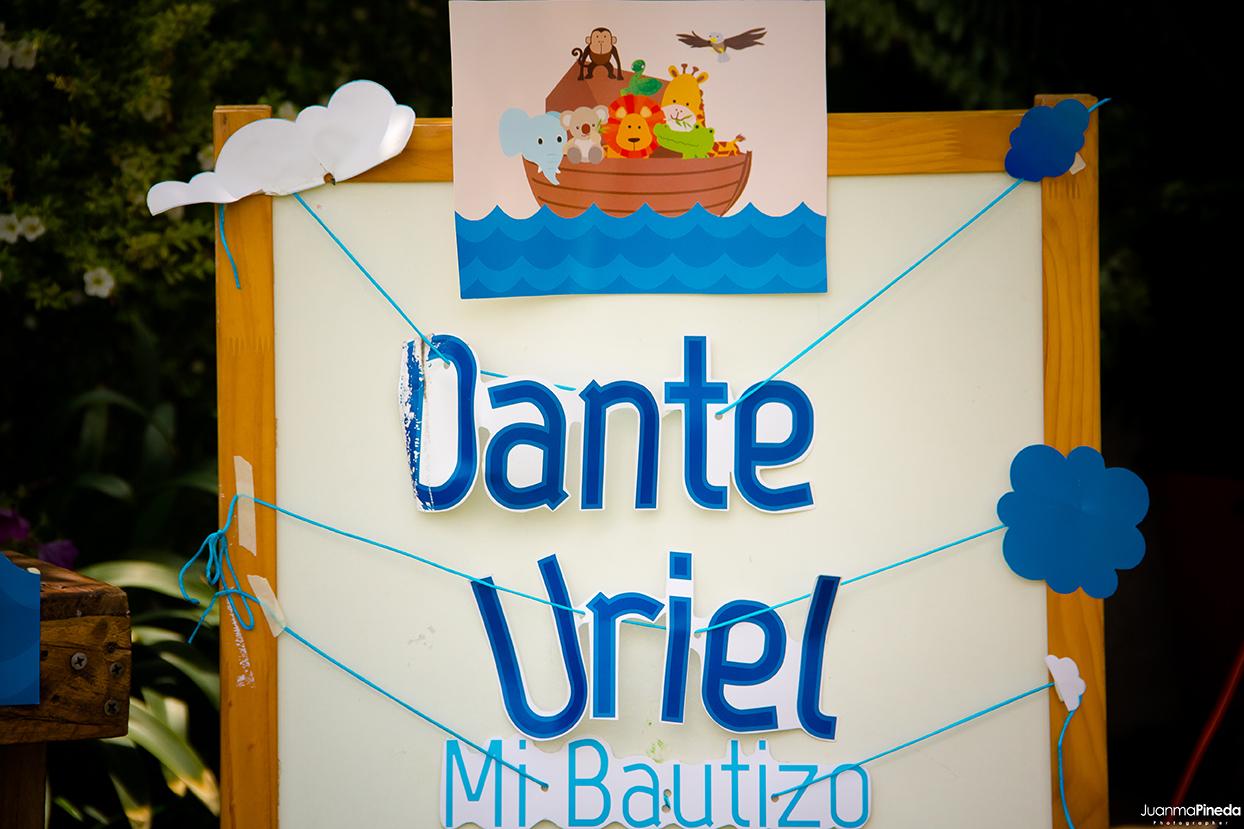Bautizo   Dante