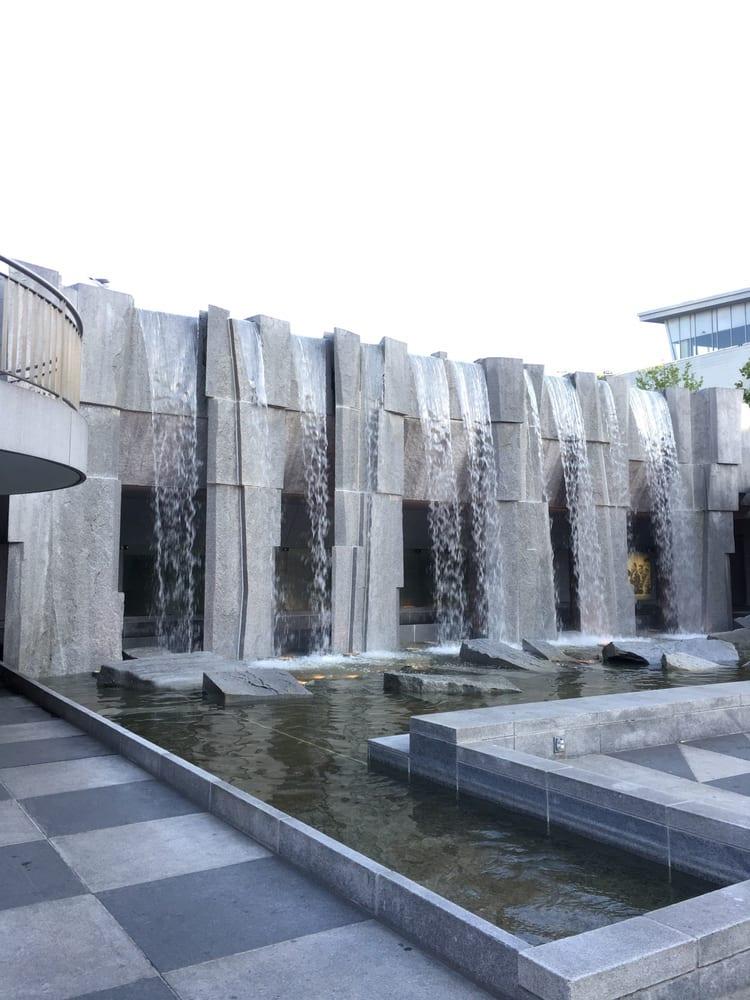 Yerba buena waterfall