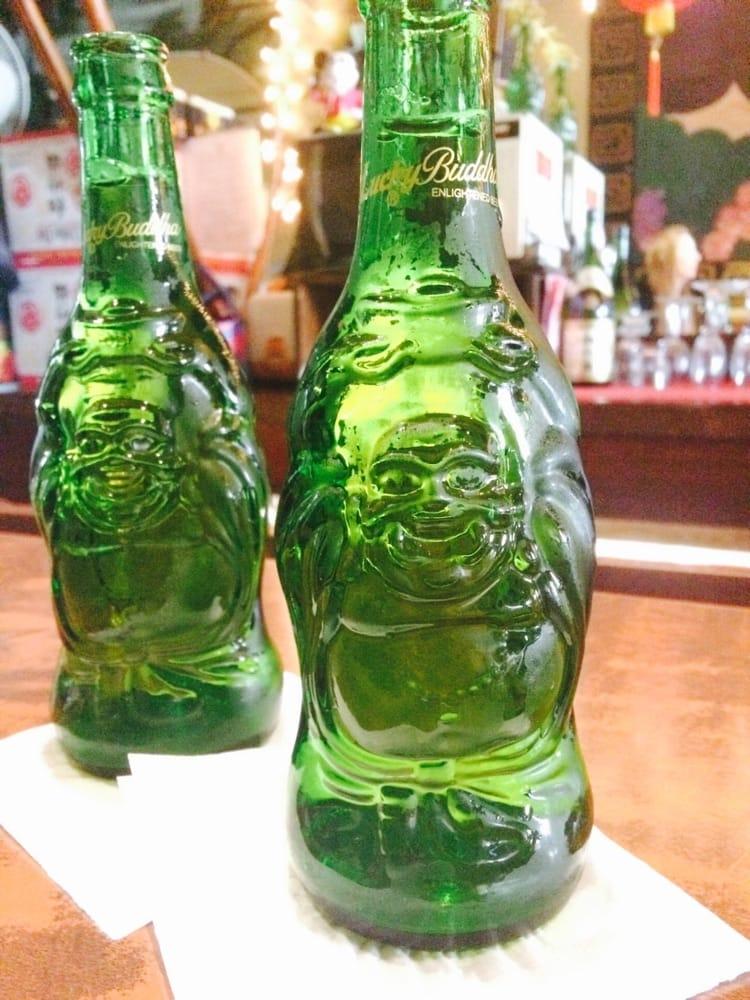 Buddha Lounge beers