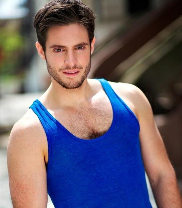 *Michael Apuzzo - Paul Taylor Dance Co.