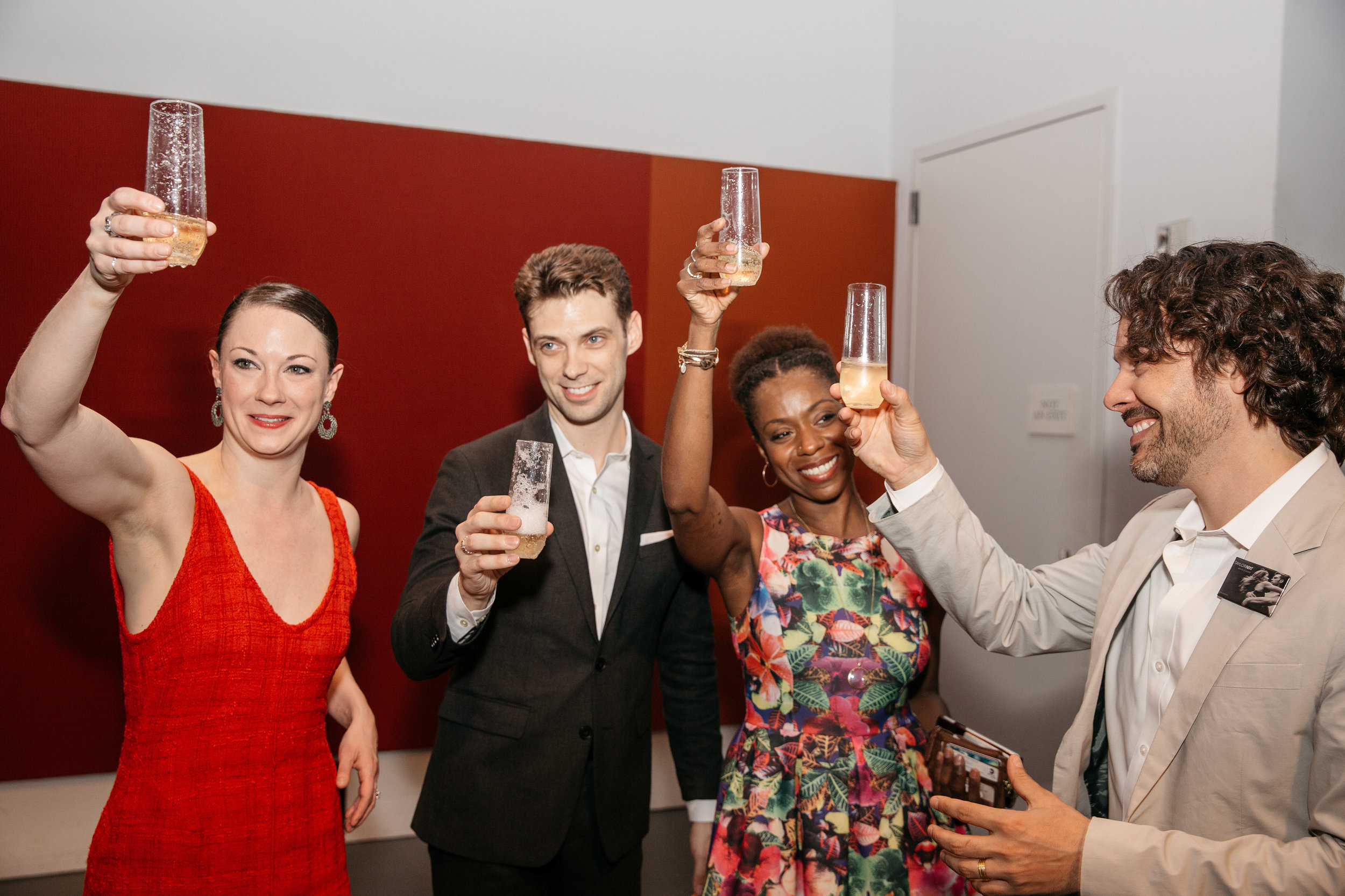 Bach Festival Closing Party - June 23, 2019TaylorNEXT hosted this intimate celebration after the Company's final performance in the Orchestra of St. Luke's three-week festival. Our young members joined long-time patrons for refreshments and live music.View photo gallery