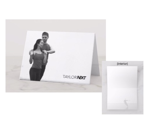 Notecards with interior watermark - $23.60 for 8 + tax and shipping