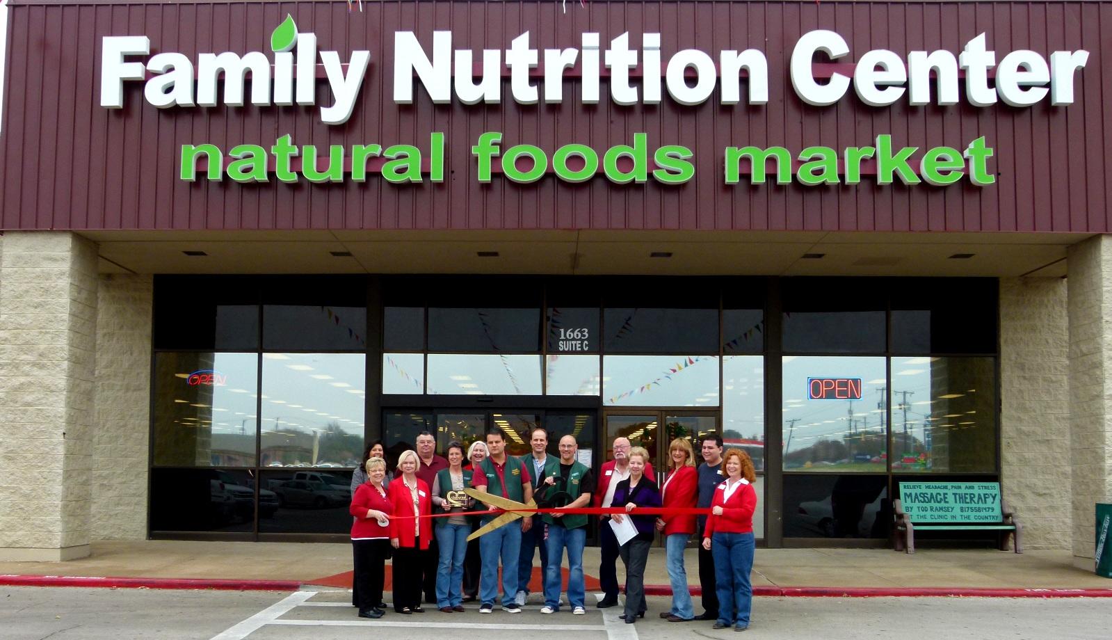 Family Nutrition Center (Cleburne)