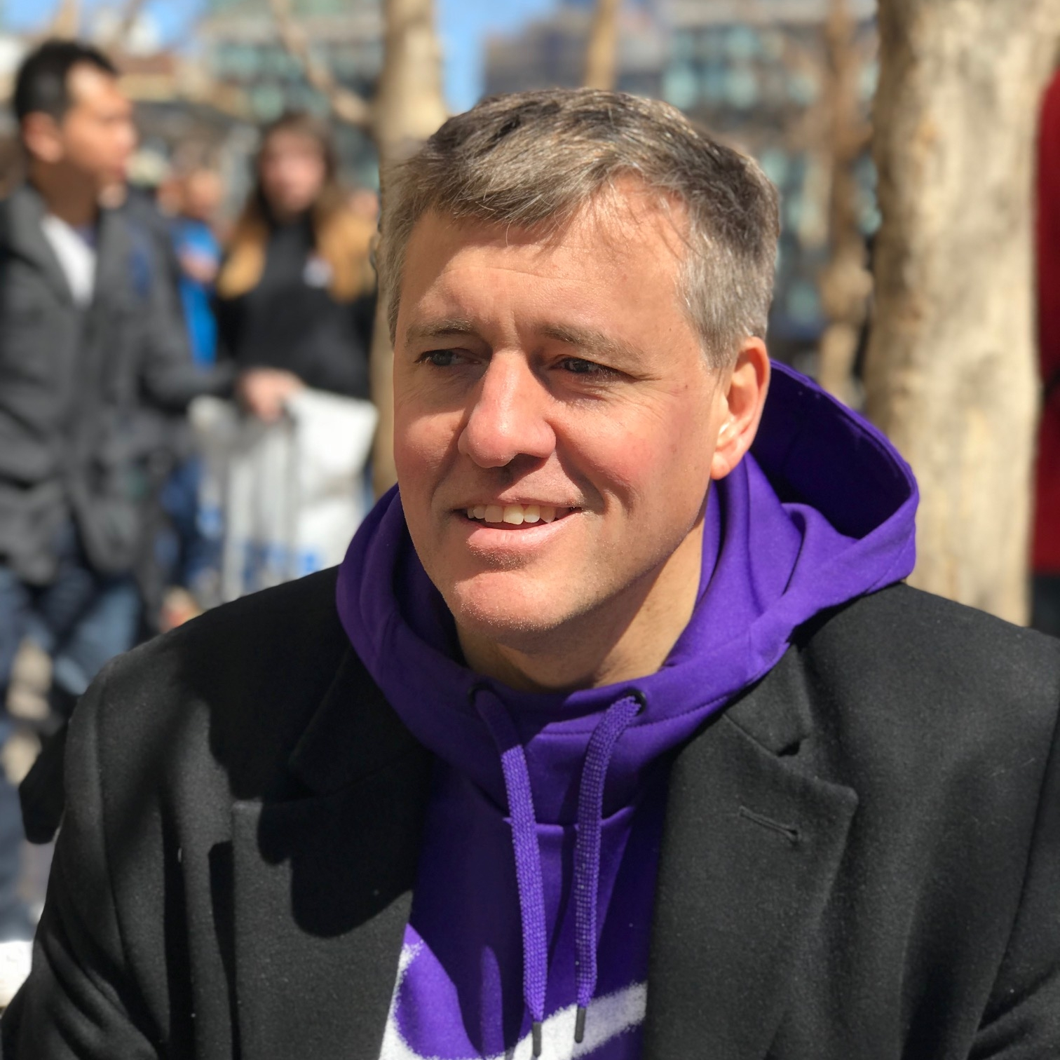 ERIK VANDER KOLK - Board Member