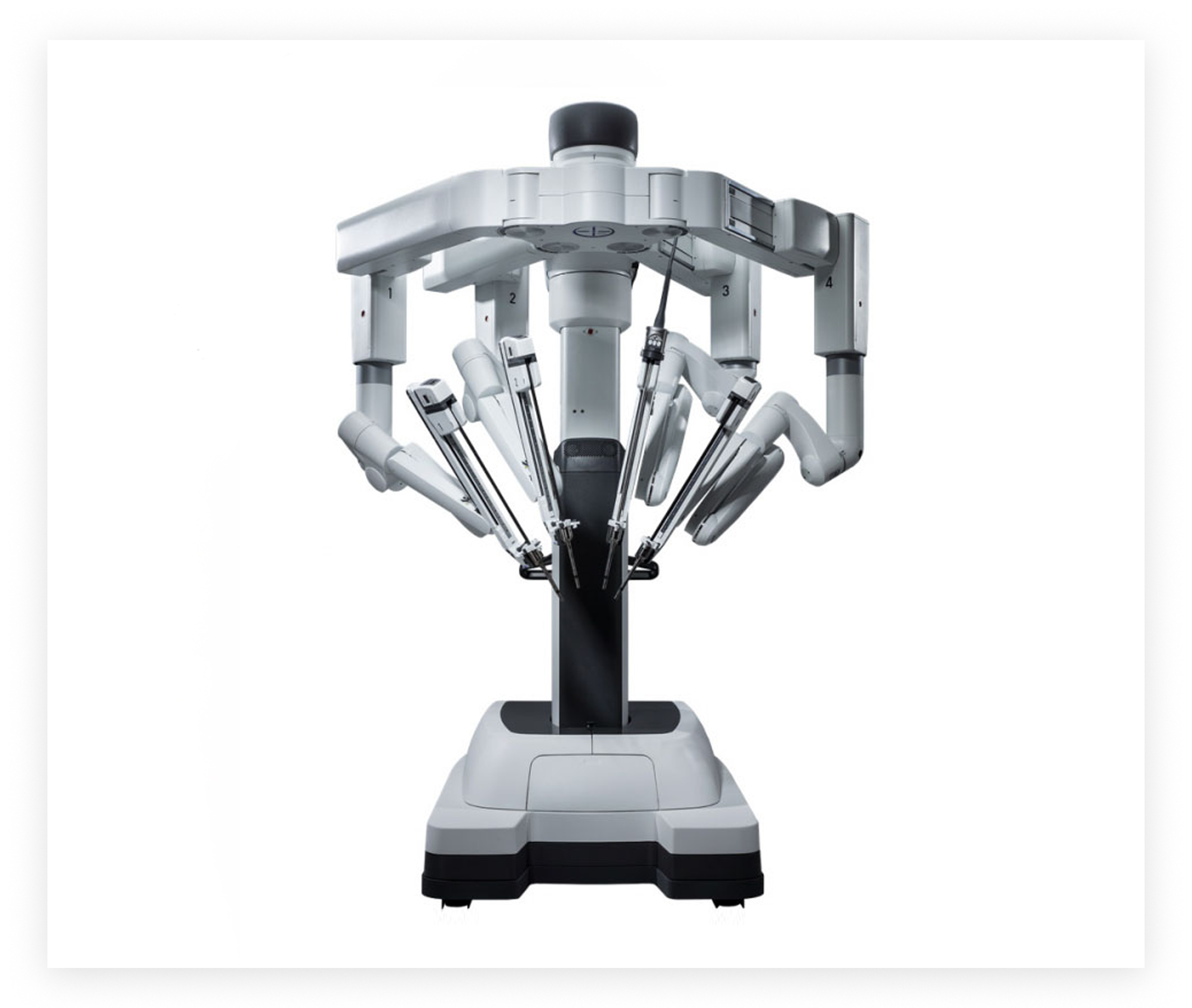Robotic Surgical Technology - The robotic surgical platform allows complex surgery to be performed in a minimally invasive fashion. This technology provides a safer and less painful option for radical prostatectomy & partial nephrectomy treatments with fewer complications and a quicker post operative recovery.