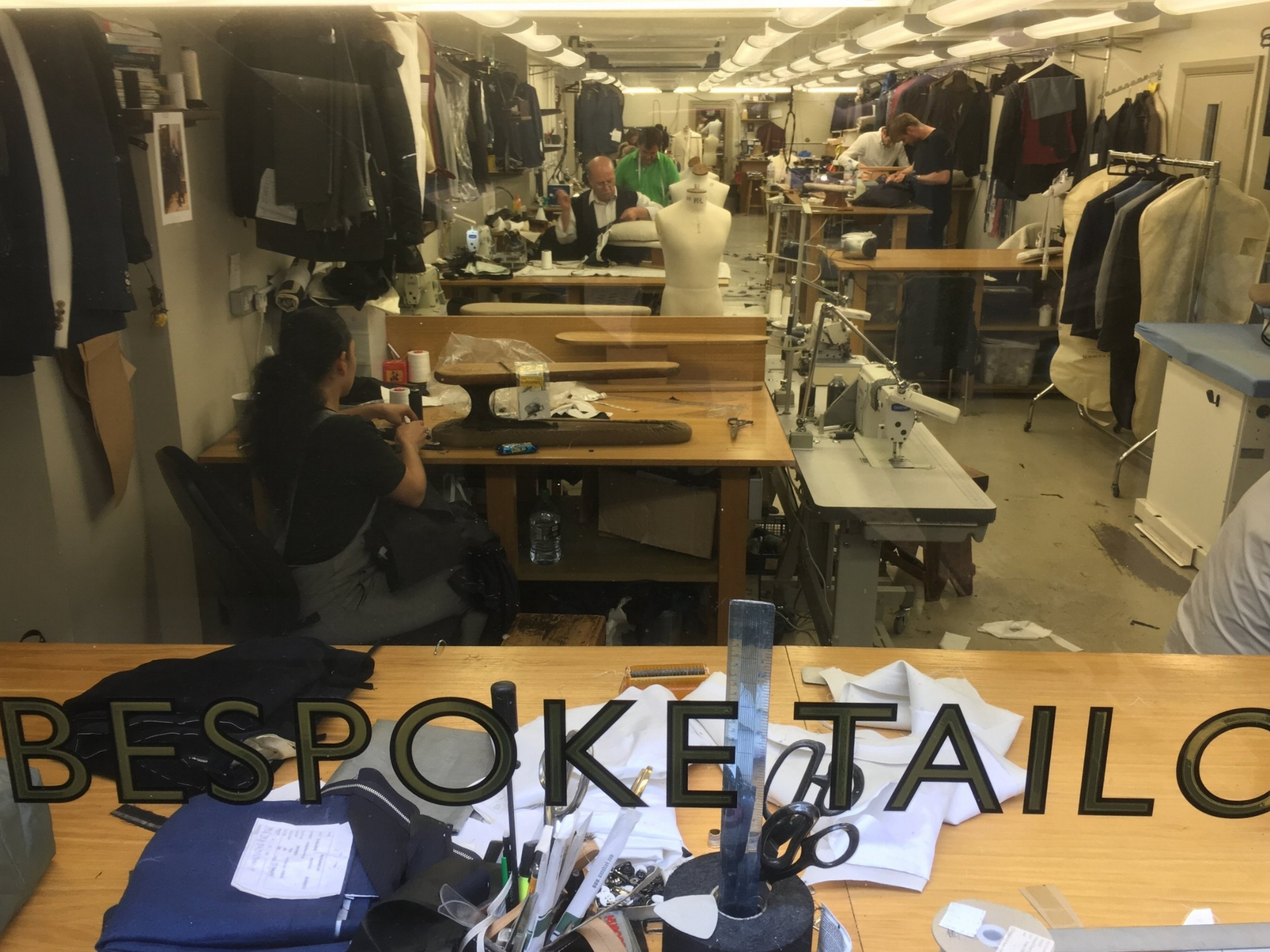on bespoke tailoring :In June 2008, the Advertising Standards Authority (ASA), a British advertising regulator, ruled that an advertisement describing a suit