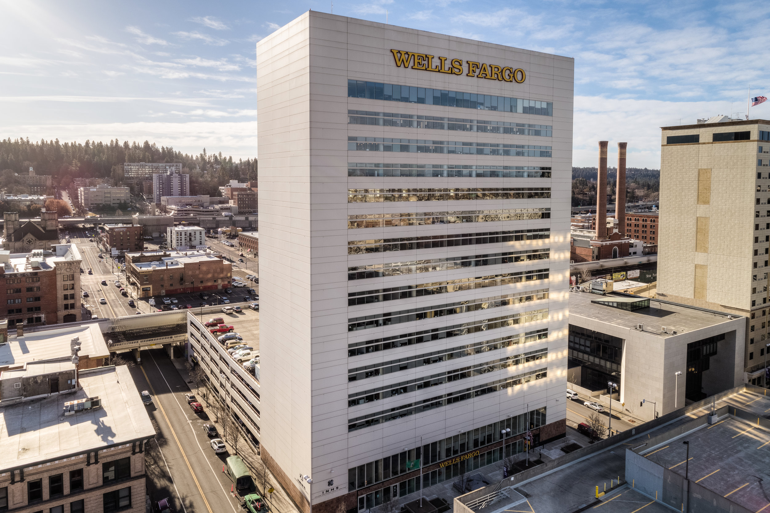 Wells Fargo Spokane