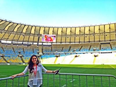 Maracanã Tour Job