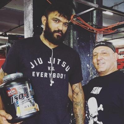 photo courtesy of Superare Fight Shop