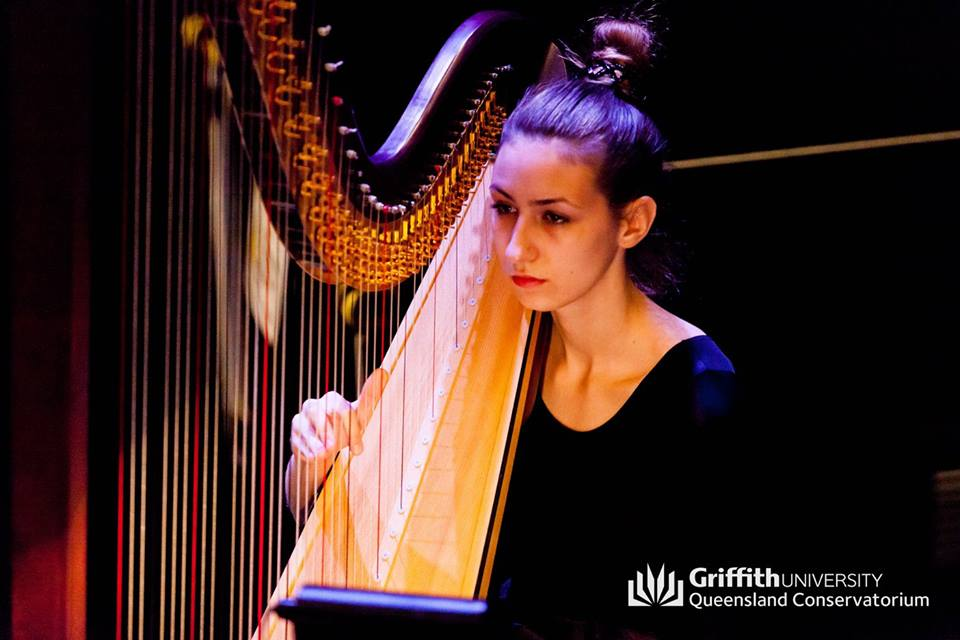 The Secret Garden Musical, Qld Conservatorium, 2016