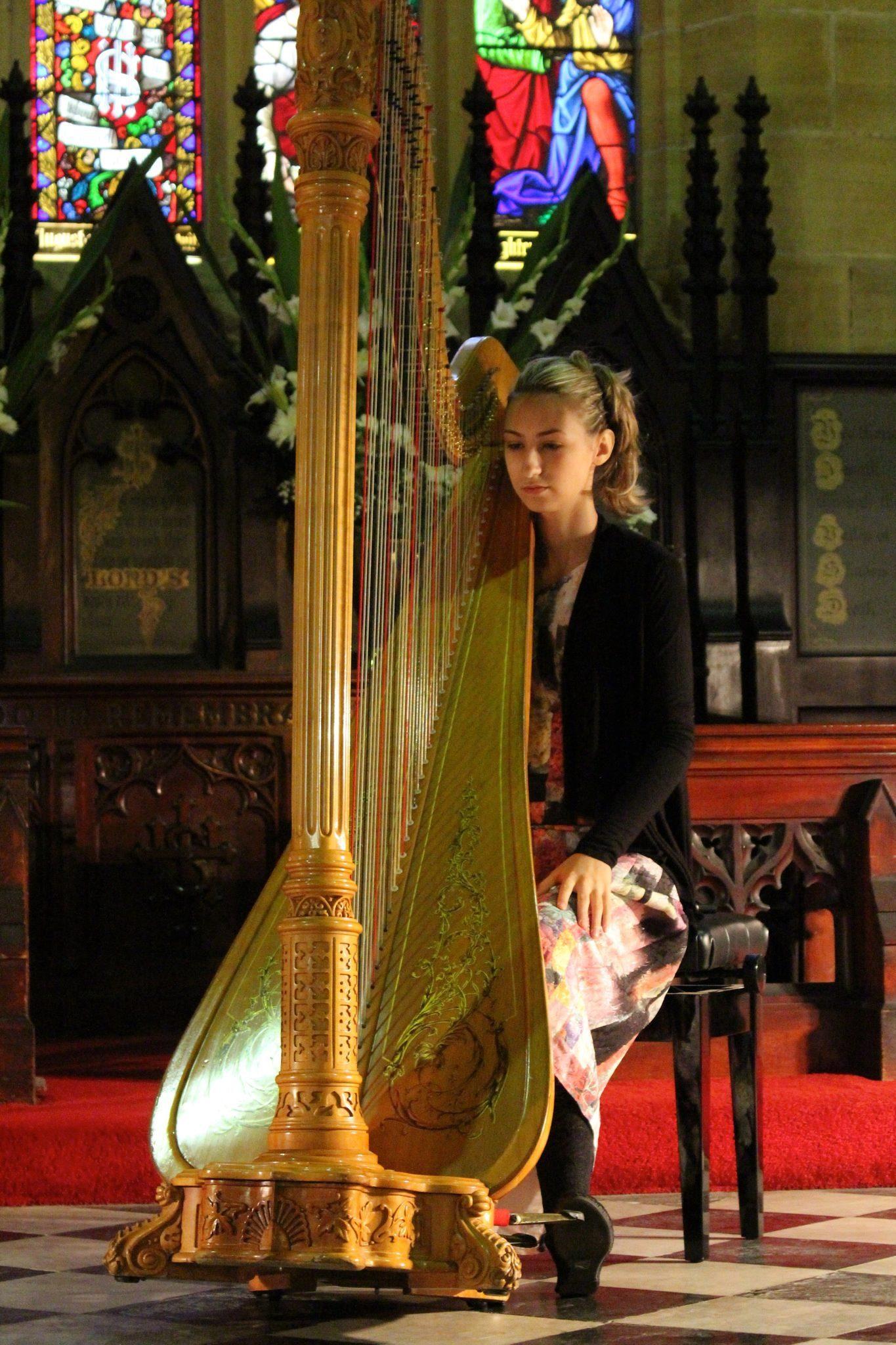 World Harp Congress, Sydney, Australia, 2014