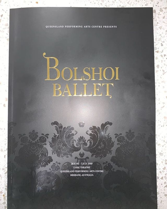 Yesterday this massive ballet season with the #bolshoi finished. I didn't think I'd be this sad to say goodbie to a show we performed 8 times, but I am... Spasiba to all involved for this amazing show!  #qpac #bolshoibrisbane #qso #principalharpist #spartacus #musician #brisbaneharpist #brisbanemusicians #harpist