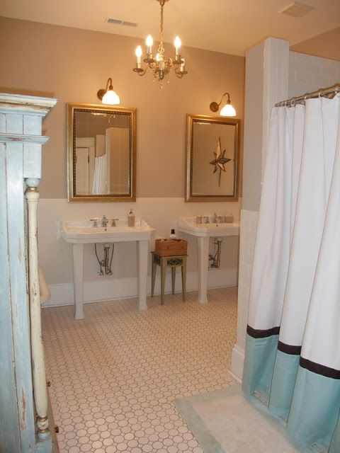 Master Bathroom Renovation in a Lookout Mountain Historic Home
