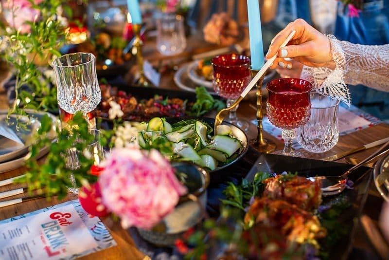 Melbourne wedding caterer