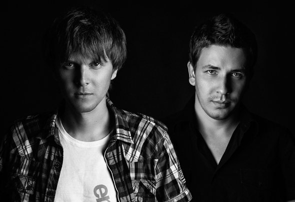 Eximinds - Russian duo Eximinds have quickly emerged from the massive pool of upcoming EDM talent over the last two years, and have become one of the fastest rising names in trance and progressive. While Eximinds has existed for several years as a musical experiment with various members, only under the tutelage of current members Alexander Zhukov and Dmitry Momzikov has the musical collective started to gain the attention of EDM's elite. Eximinds met in an online music forum in 2009. After determining that they both had a shared passion for trance and technical skill, the two teamed up and immediately started producing more notable tracks in 2010.Their hard work quickly paid off when they signed an exclusive deal with Enhanced Music in the same year. Their first single release as a newly formed duo, 'Afterlight/Forever Love,' became an instant hit which opened the flood gates of opportunity. Their remix for D-MAD's 'Forsheez' gained notoriety after being featured on several compilations, receiving support from many of the industry's heavy hitting DJs, including the legendary Armin van Buuren. Since then, the budding producers have released superb reworks for Paul Oakenfold, Ronski Speed, Aly & Fila, and fellow Russian producers Bobina, Moonbeam, and Alexander Popov. Their remix of Alexander Popov's 'When The Sun' also struck gold for the duo, marking their first appearance as a 'Tune of The Week' on A State of Trance, and was featured on the A State of Trance 2012 mix compilation. Perhaps their most notable achievement was their remix of The Thrillseekers ft. Fisher's 'Angel.' The smashing remix received highly prestigious mentions from both DJ Mag and Mixmag, the latter crowning their remix as 'Trance Tune of The Month' (July 2012 issue) - an accomplishment coveted by the most renowned of artists.Eximinds has plans to release more original tracks in the near future, as well as collaborations with some of the hottest names in the industry, including Richard Durand, 