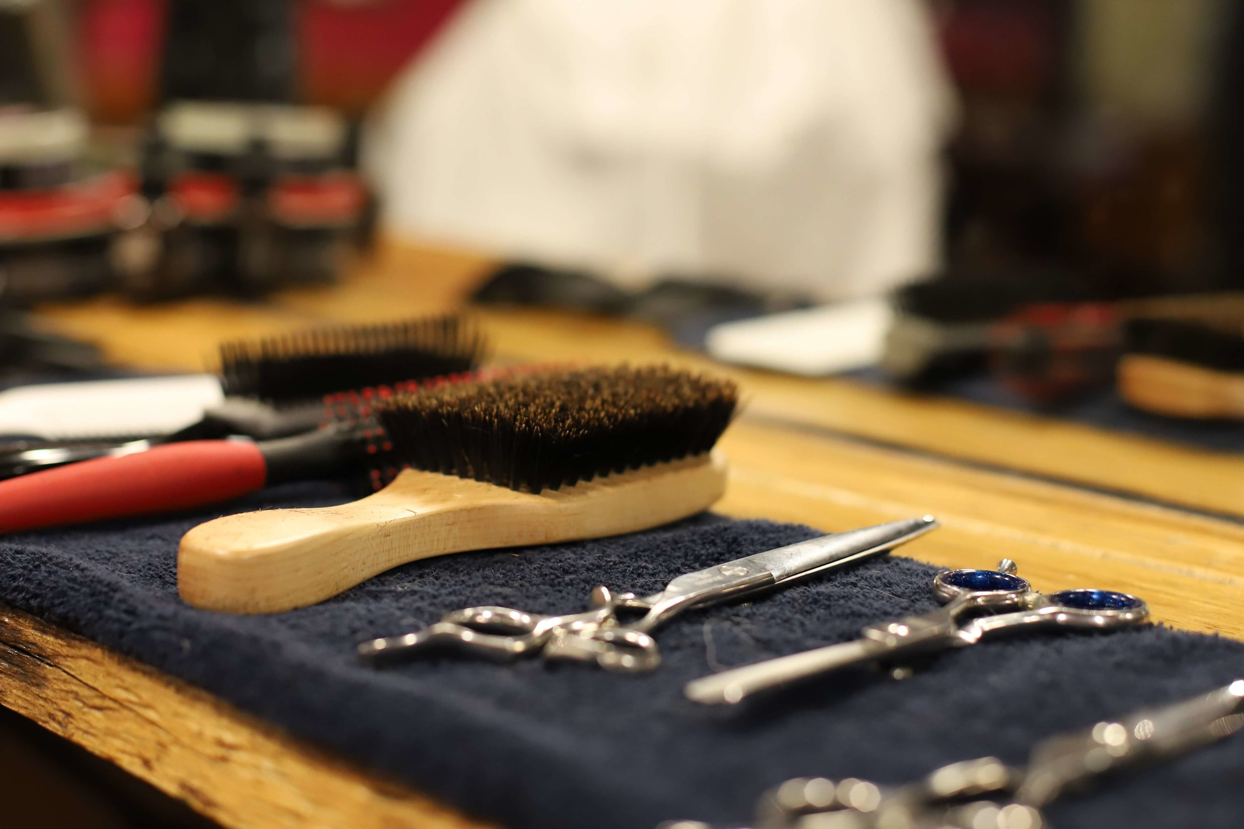 Barber Shop Tools