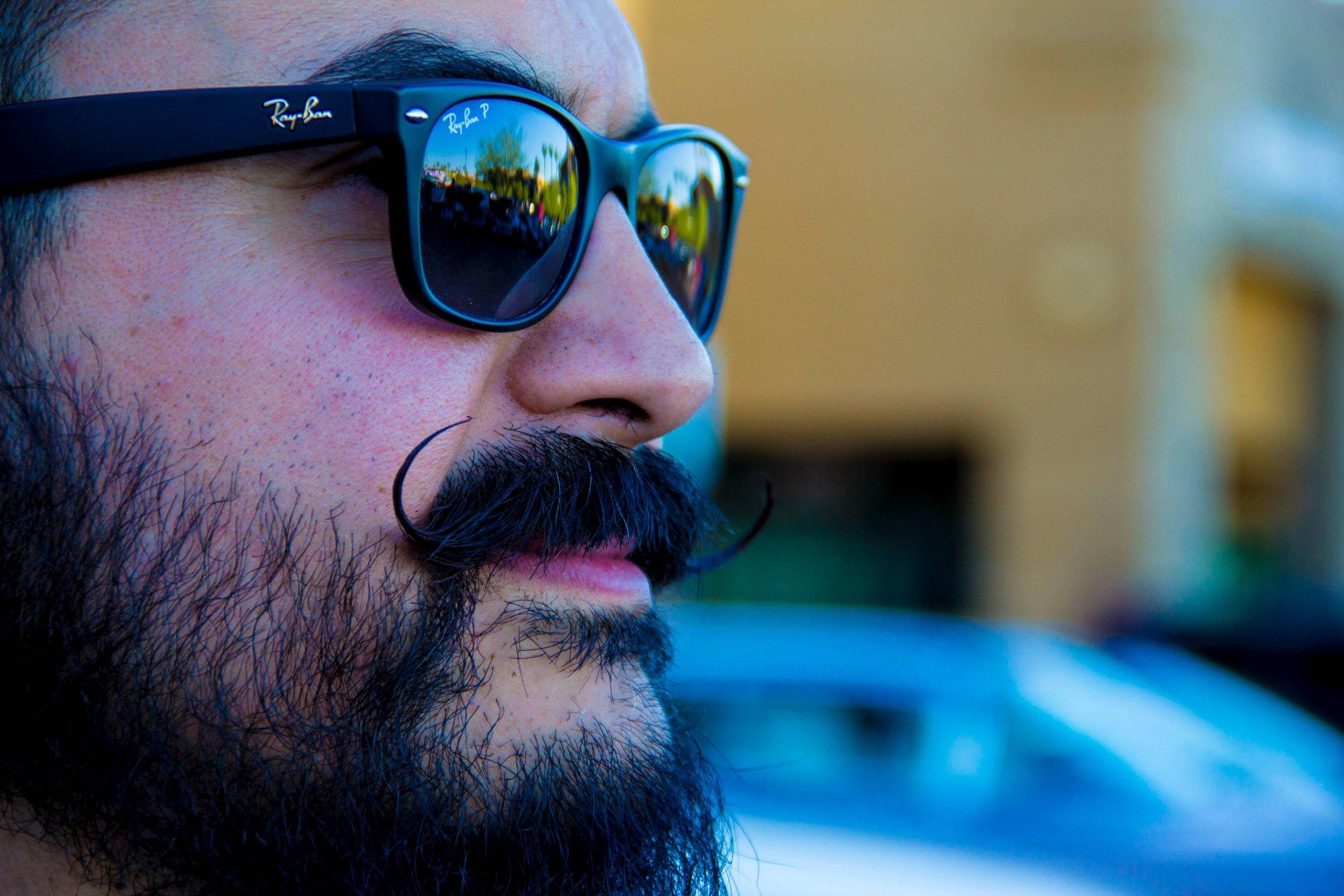 Grow a Beard or Moustache?