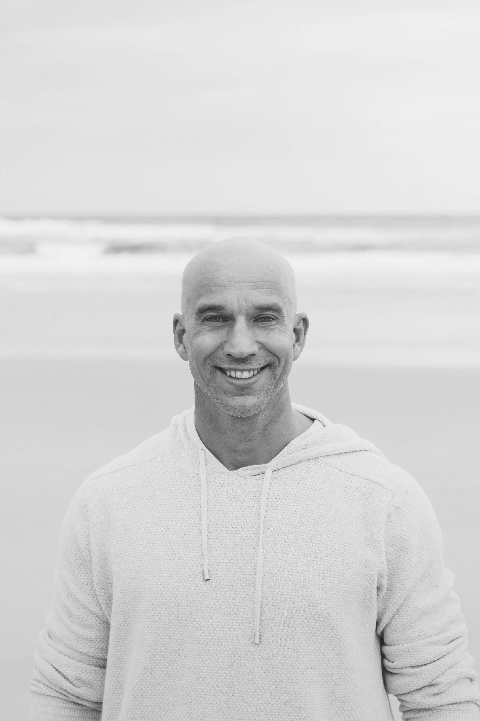 Owner and founder of Powerstart Jason Olderoy