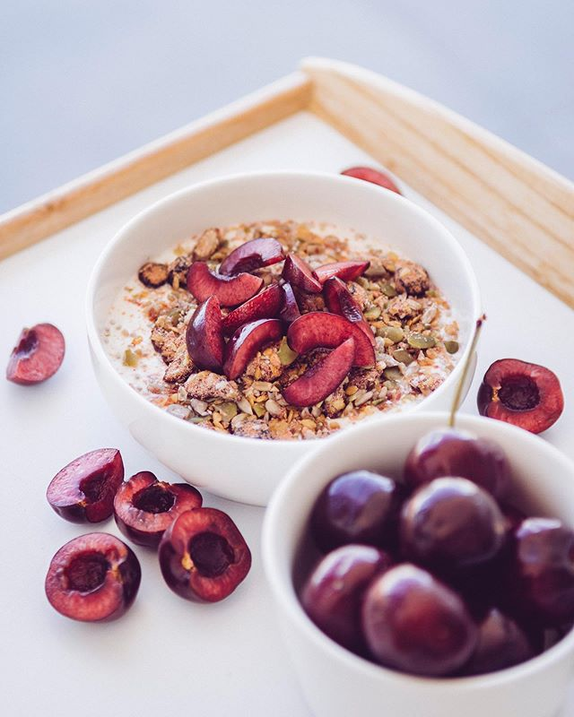 Our Cherry Berry 🍒 is a tangy, fruity mix of super berry powders, in an all seeds Powerstart blend - no added nuts. Boosted up with generous helpings of whole goji and blue berries. Get yours today at 👉🏻 powerstartsuperfood.com 👈🏻