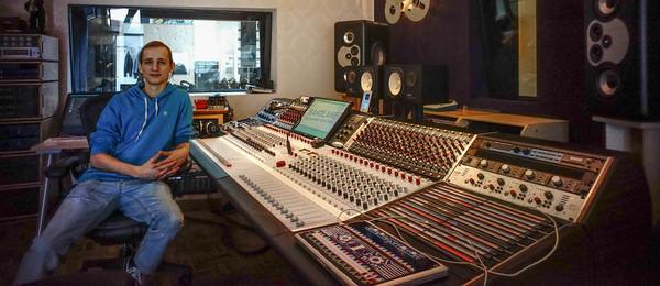 Jos Driessen | Sandlane Recording Facilities