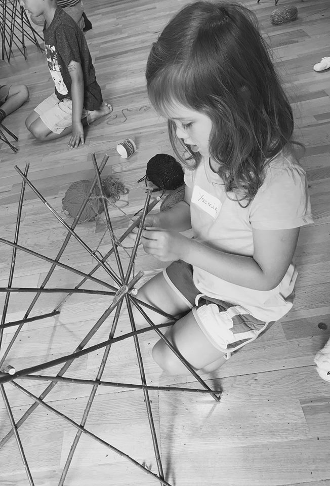 """Seedlings Toddler Sessions are """"our time"""". Julia is calm, friendly and welcoming. Both my daughter and I look forward to slowing down and being together in her classes"""". - - Mum of 2 year old Phoenix"""