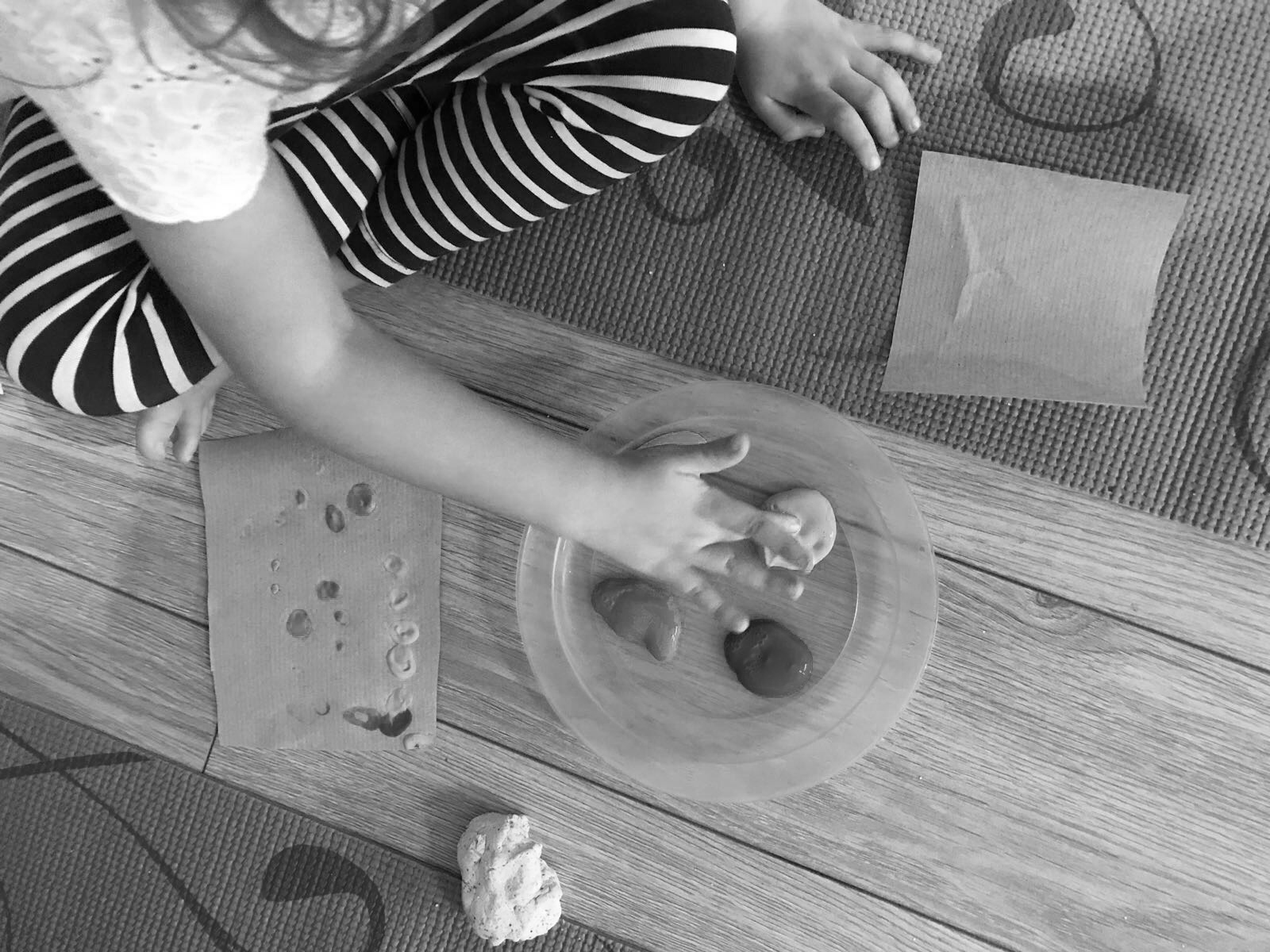 My daughter and I absolutely love Julia's class. I'm so happy to have a group to take her to that develops her emotional and physical well-being as well as providing a space for us to connect free from other distractions. So many other toddler/pre-school groups are stimulation overload! Thank you - - Pamela, SE19
