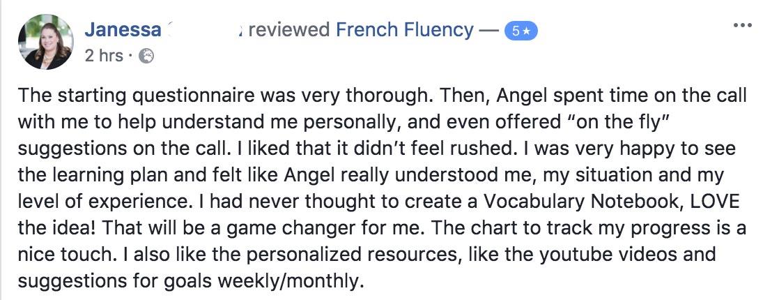 Learn French Angel Pretot Roadmap to fluency testimonial - Janessa.jpg