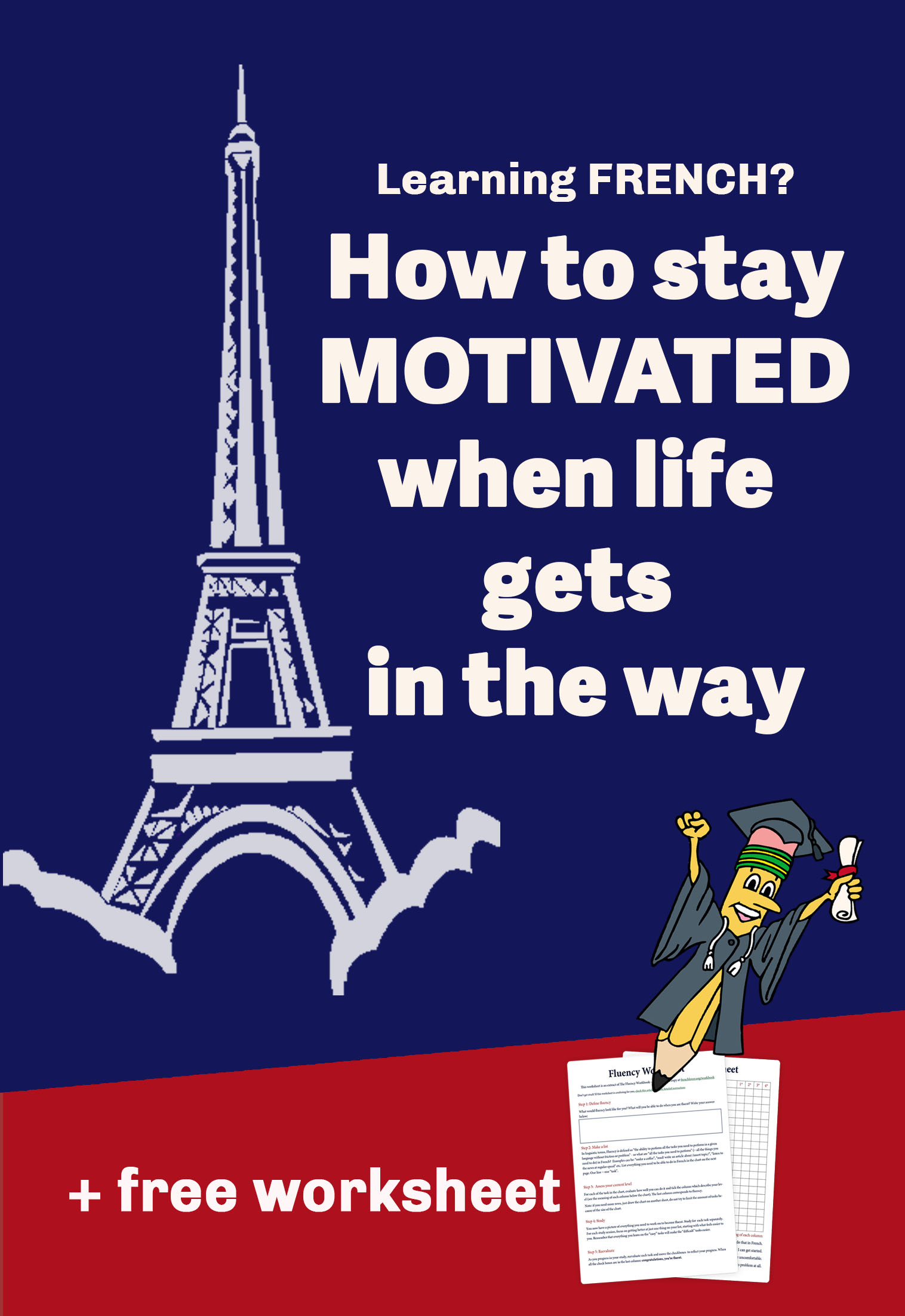 learn French - motivation
