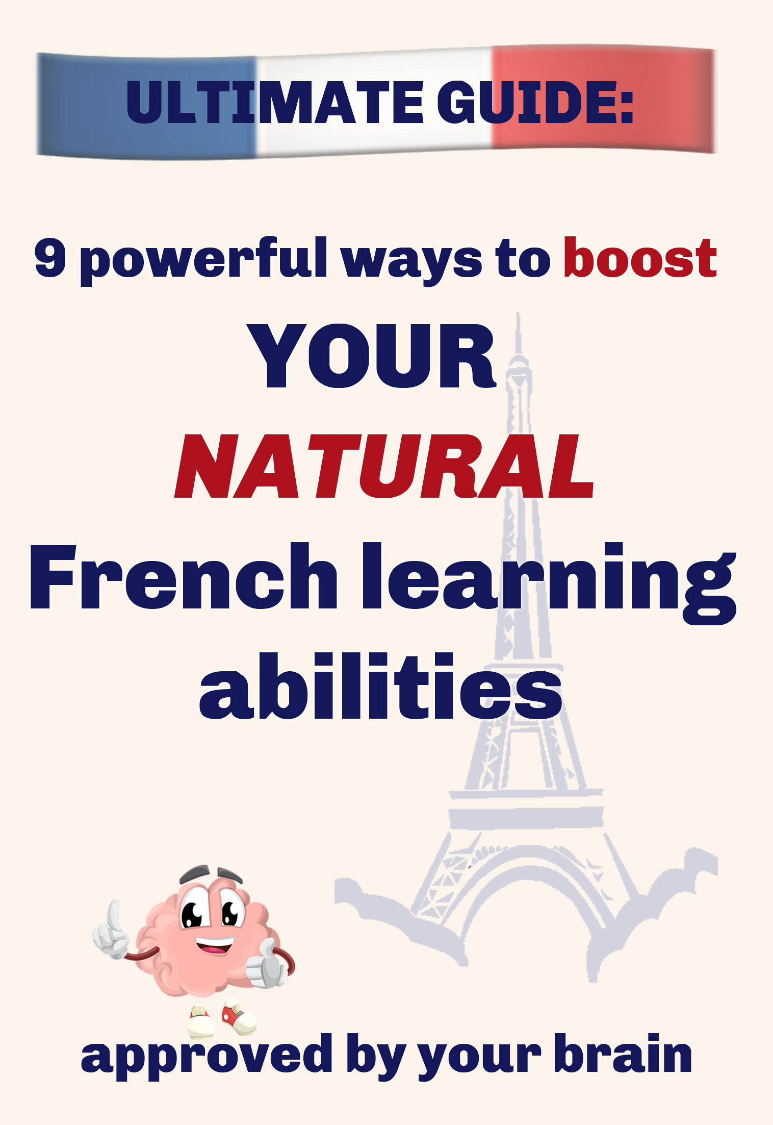 How to learn French naturally