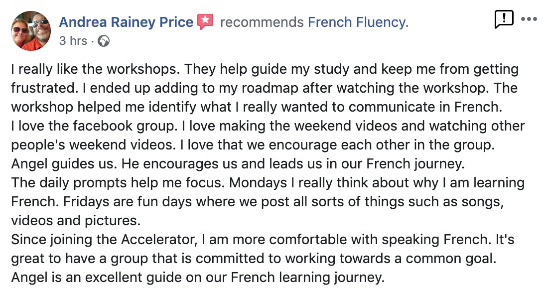 Andrea reviews French Fluency Accelerator.png