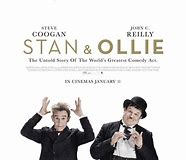 The true story of Hollywood's greatest comedy double act, Laurel and Hardy, is brought to the big screen for the first time. Starring Steve Coogan and John C. Reilly as the inimitable movie icons, Stan and Ollie is the heart-warming story of what would become the pair's triumphant farewell tour. With their golden era long behind them, the pair embark on a variety hall tour of Britain and Ireland. Despite the pressures of a hectic schedule, and with the support of their wives Lucille (Shirley Henderson) and Ida (Nina Arianda) - a formidable double act in their own right - the pair's love of performing, as well as for each other, endures as they secure their place in the hearts of their adoring public.